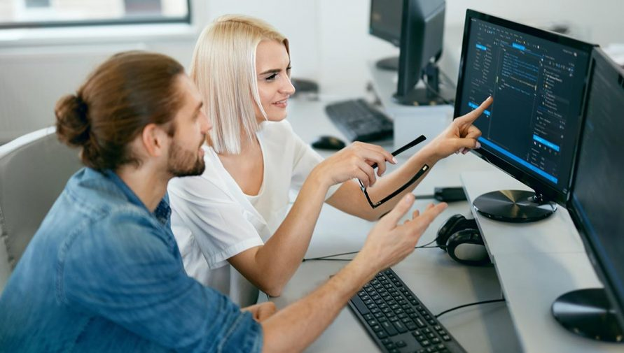 Hiring Web Developers and web designers