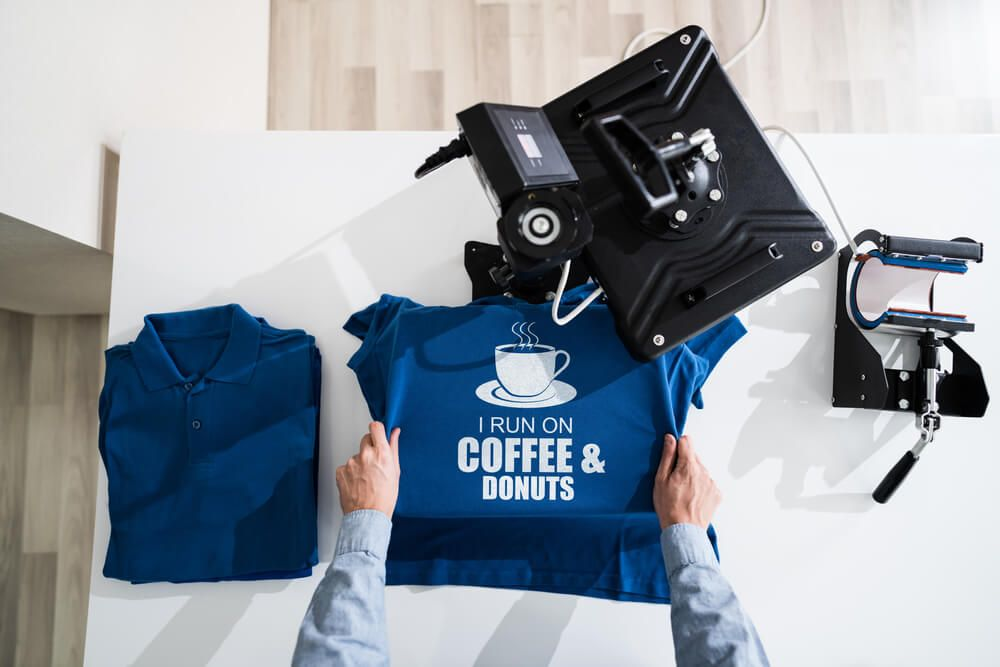 T shirt printing and custom t shirt design - The Print Room